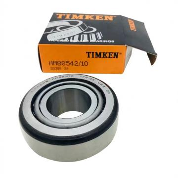55 mm x 110 mm x 39 mm  TIMKEN JH307749/JH307710 FRANCE  Bearing